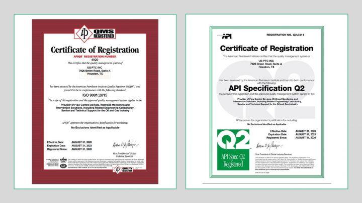 US PTC Inc API Q2 and ISO Certified.jpg